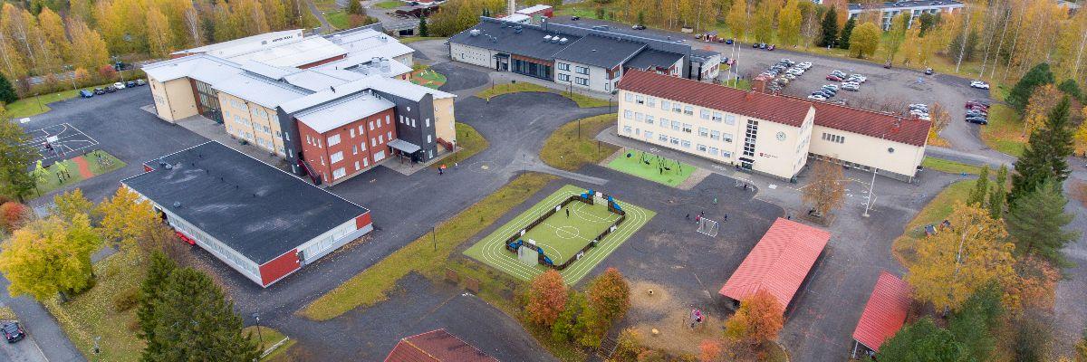 Kesälahden Koulu