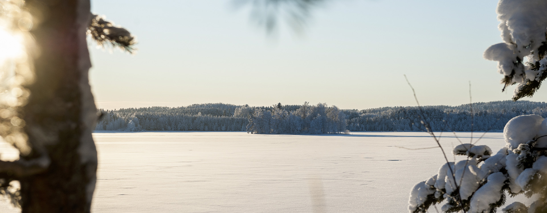 Kiteenjärvi talviasussa bf793ea3a8